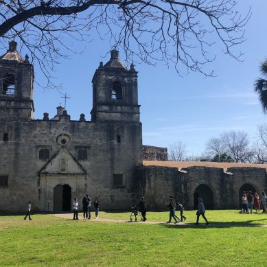 Episode 82 – San Antonio Food & Missions