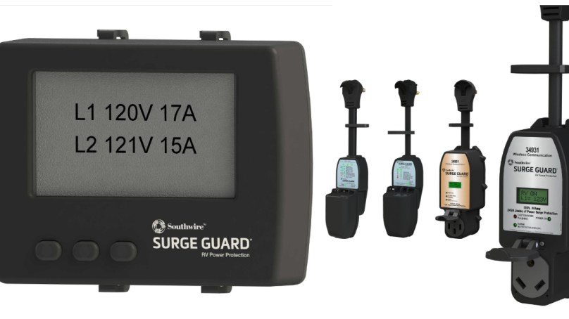 Southwire Upgrades RV Surge Guard Lineup, Including Wireless Displays