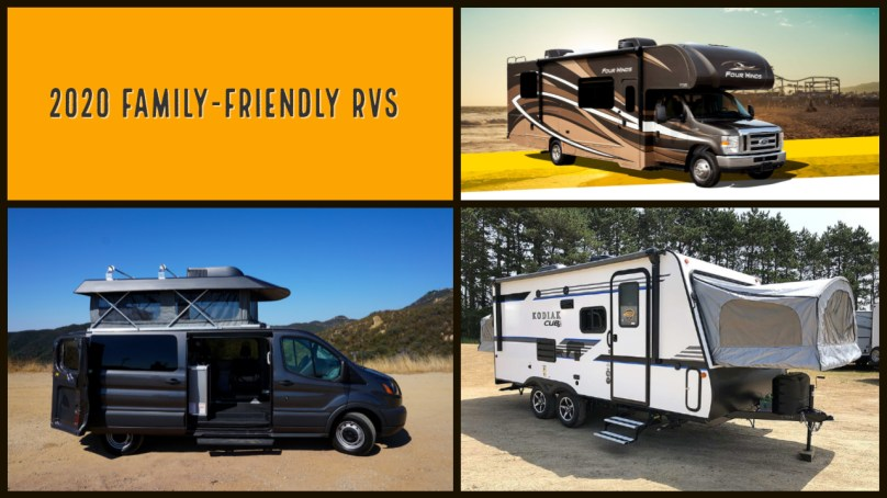 Rv Industry Trends 2020.Five Great Family Friendly Rvs For 2020 Rv Miles