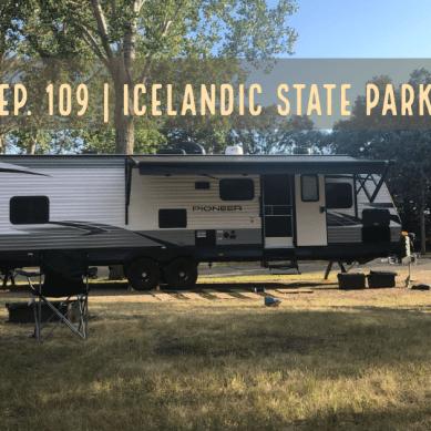 Episode 109 | Icelandic State Park