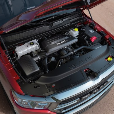 2020 Ram 1500 New EcoDiesel MPG Ratings Announced