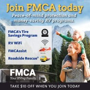 This image has an empty alt attribute; its file name is Join-FMCA-today_rvmiles20_600x600.jpg