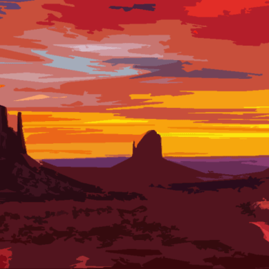 See America | Monument Valley