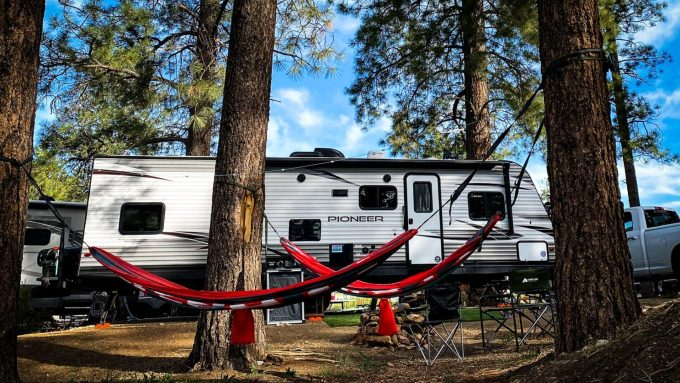RV Trailers are the rage as motorhomes lose in popularity