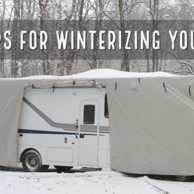 5 Tips for Winterizing Your RV