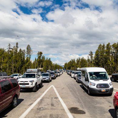 Yellowstone and Grand Teton Set Record-Shattering Attendance