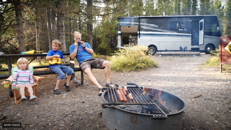 Winnebago Is Giving Away a Motorhome and 100 Annual Passes in Support of National Parks