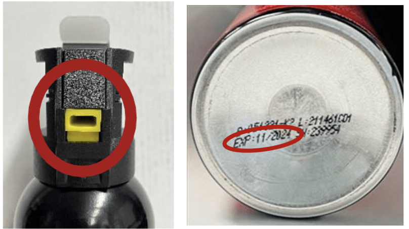Major Bear Spray Recall: Canisters May Not Fire