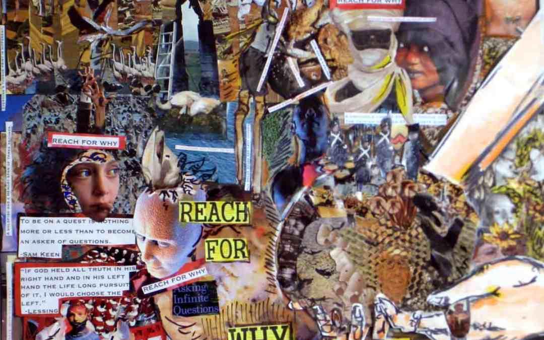 """HEALING THE GLOBE""  by Shanay Healy"