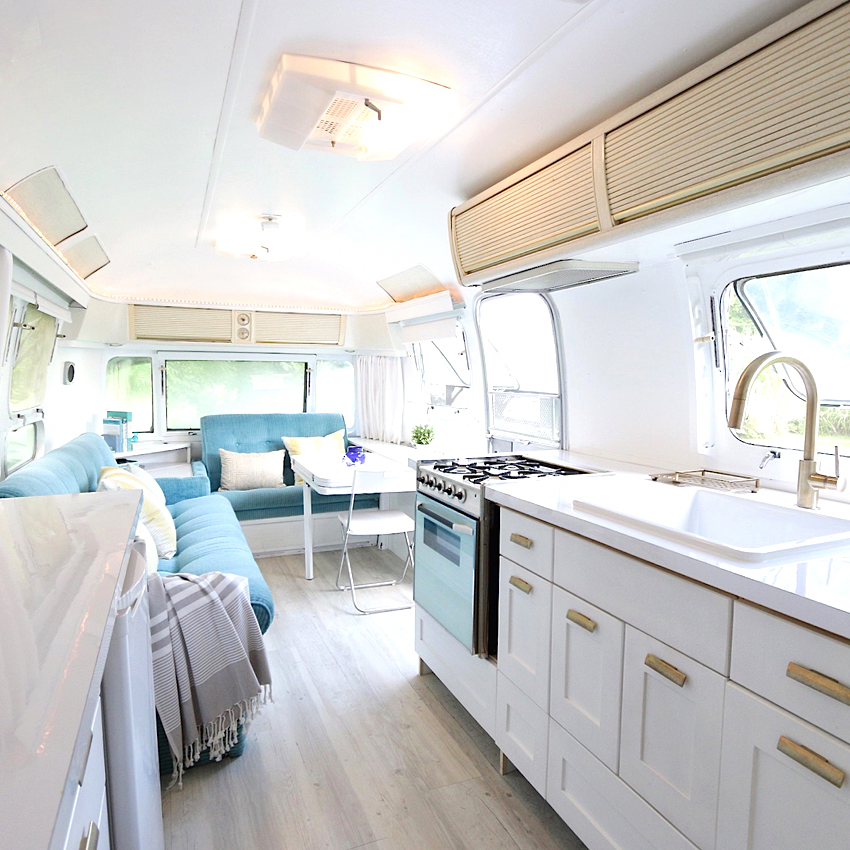 Stunning And Stylish Airstream Renovations RV Obsession