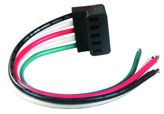 Slide Out Switch Wiring Harness; Use With JR Products