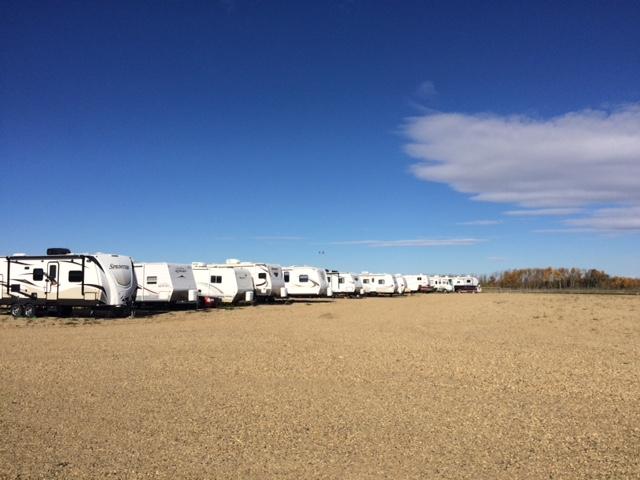 RV, Camper and Boat Storage Peace River Alberta