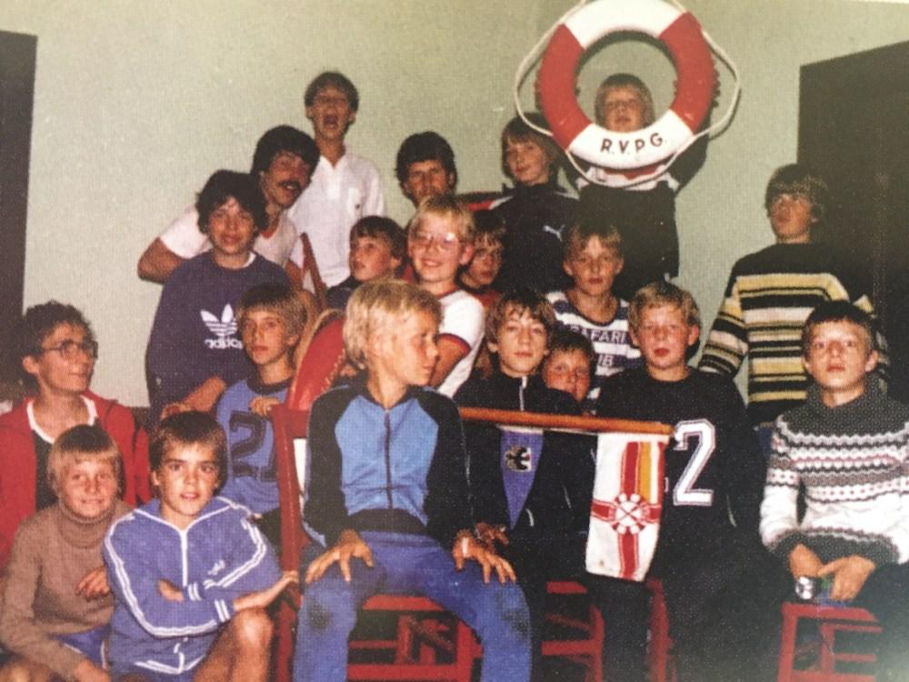 Anfängerlager 1980/Quelle: RVPG
