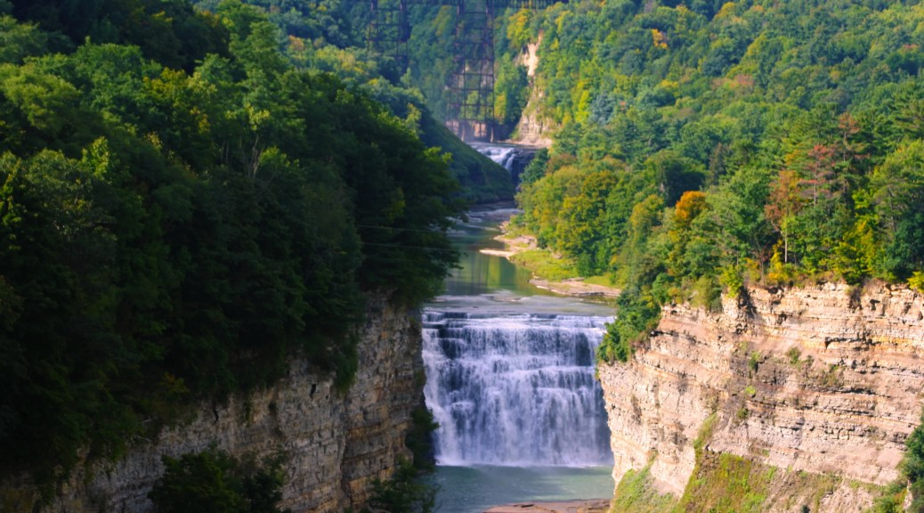 Letchworth state park rv camping review rv places to go - Letchworth state park swimming pool ...