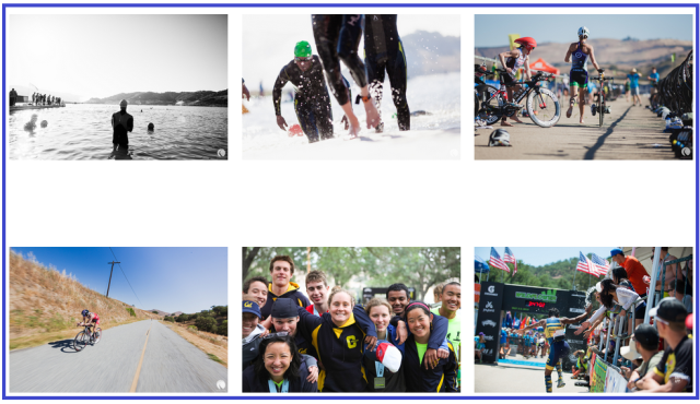 Images from Wildflower Triathlon website