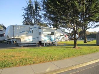 Pismo Coast Village - Campsites
