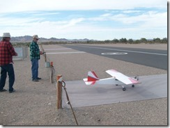 Quartzsite Desert Flyers