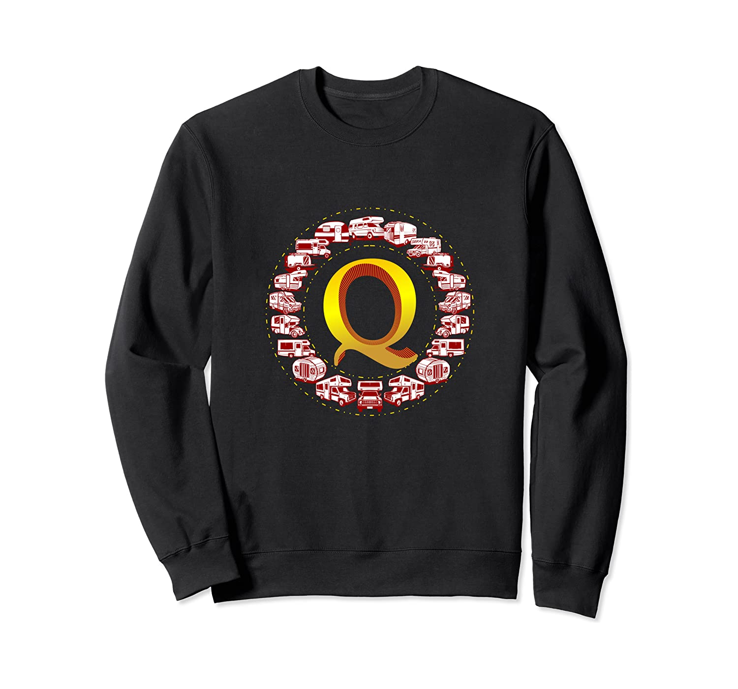 Quartzsite RV Circle Sweatshirt