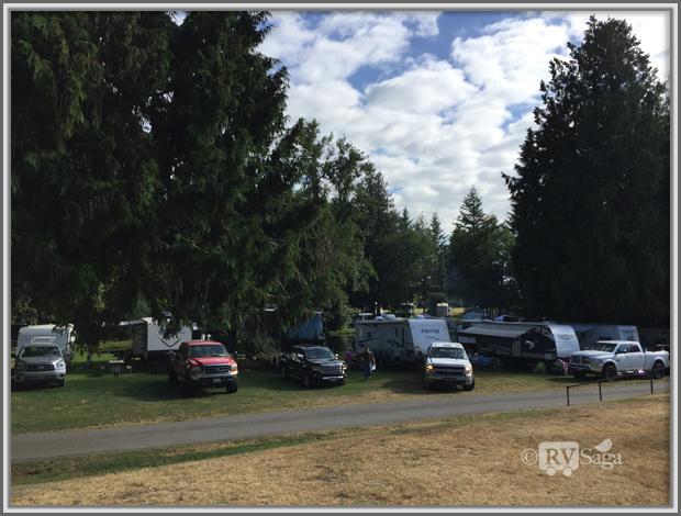 Lynden Campground