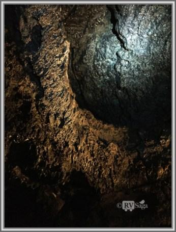 Upper Level Lava Tube, Mushpot, Lava Beds National Monument