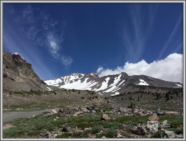 Old Ski Bowl Trail, Mt Shasta