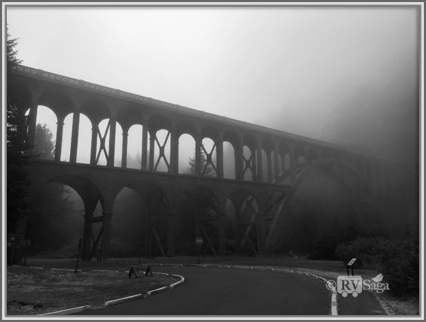 Cape Creek Bridge (2), Oregon