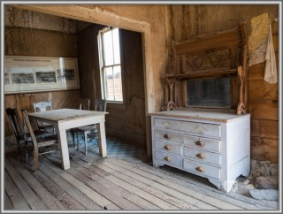 A Dresser and The Dinning Room
