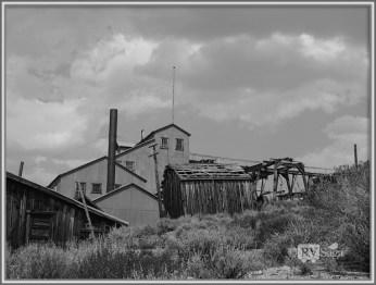 Standard Mill. Bodie, California