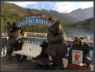 Gull Lake Marina