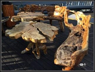 Carved Wooden Furniture