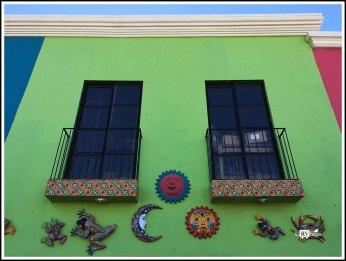 Facade of Shops