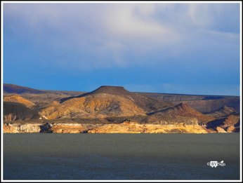Black Mesa by Elephant Butte Lake