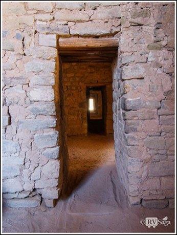 Infinity Doorway at Aztec Ruins