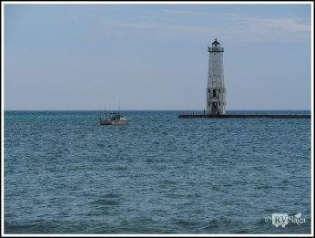 Frankfort Light Lighthouse