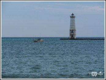 Frankfort Light Lighthouse