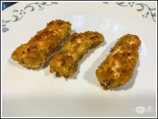 Panko Fried Chicken Breast