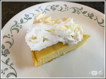 Instant Pot Yellow Cake with Cream