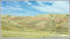 Oil Fields in Northwest Wyoming