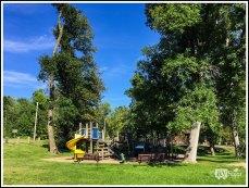 Playground at Gull Lake Recreation-Area