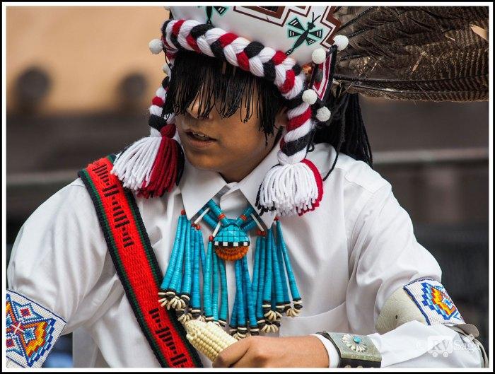 A-Zuni-Dancer