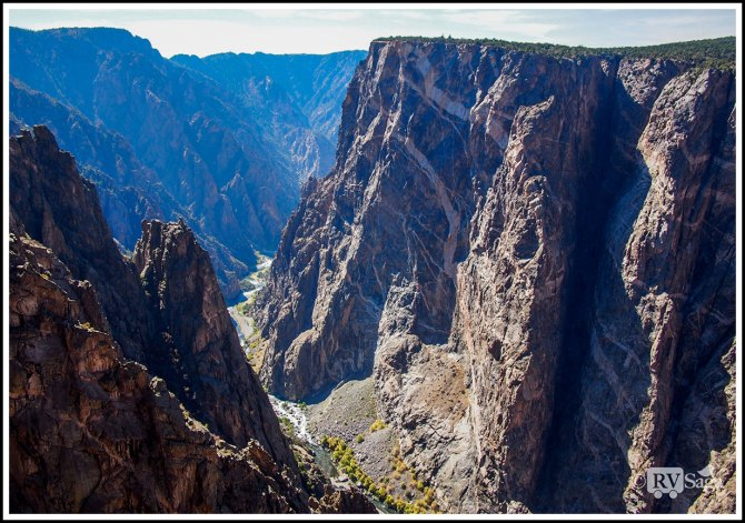 Black Canyon of the Gunnison and Crossing Colorado