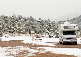 Insulating Your RV Windows For The Winter