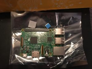 RasPi Wifi Router