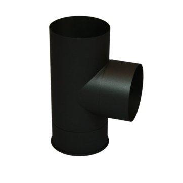 EW 200 2,0 mm T-stuk 90 graden inclusief dop