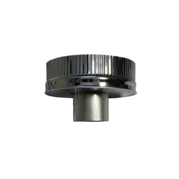 Isotube Plus 150x200 onderaansluitstuk naar 080 mm