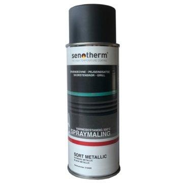 Spuitbus zwart (0,6mm - 2mm - pelletpijp)