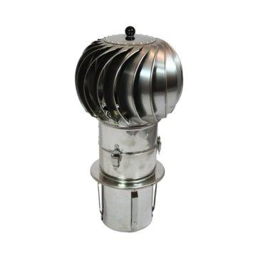 Turbowent draaikap (insteek 300 mm)