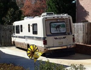 Plugging Your RV Into Your Home Electric System