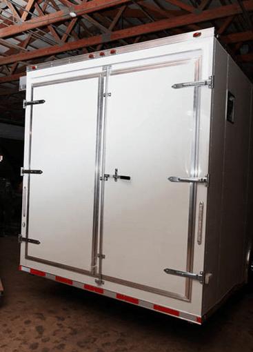 Rear Cargo Doors & Updated Prints