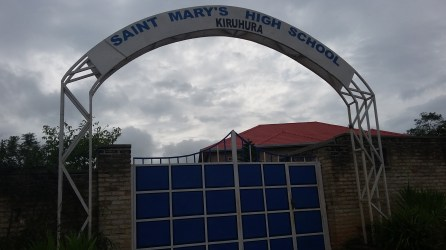 St Mary High School